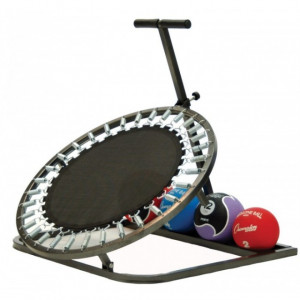 Trambulina pentru mingi medicinale Dayu Fitness
