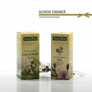 Tratament naturist - Alergie cronica (pachet)