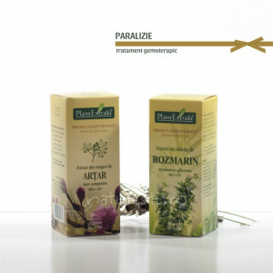 Tratament naturist - Paralizie (pachet)