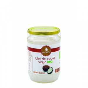 Ulei de cocos virgin BIO - 580 ml
