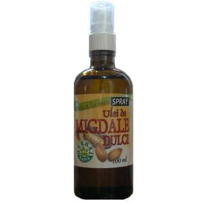 Ulei de Migdale dulci presat la rece spray - 100 ml