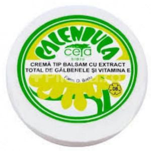 Unguent cu extract de galbenele si Vitamina E - 40 g