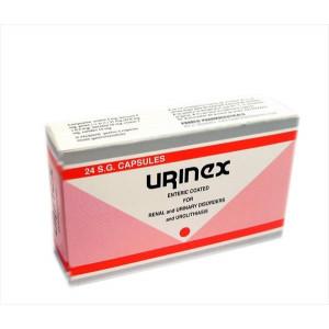 Urinex x 24 caps
