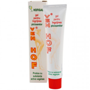 Ven Hof - Gel picioare - 75 ml Hofigal