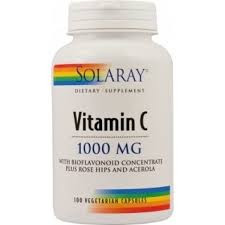 Vitamin C 1000mg - 100 capsule vegetale