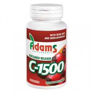 Vitamina C-1500 macese - 30 cpr