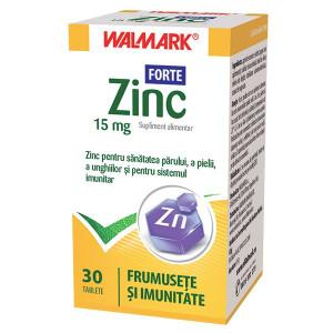 Zinc Formula Forte 15 mg - 30 cpr