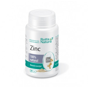 Zinc Natural - 30 cps