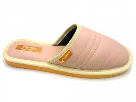 papuci-casa-piele-rose