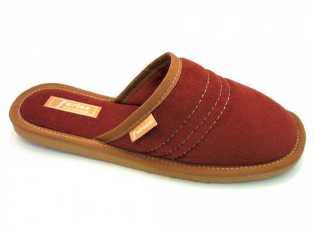 papuci casa-raiat-caramiziu-NE