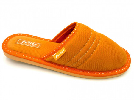 papuci casa-raiat-orange-NE