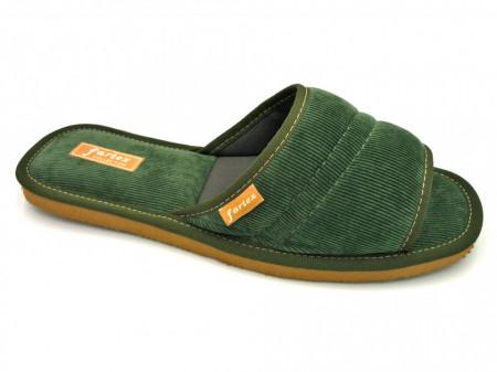 papuci casa barbati raiat verde