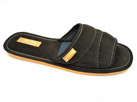 papuci casa raiat maro