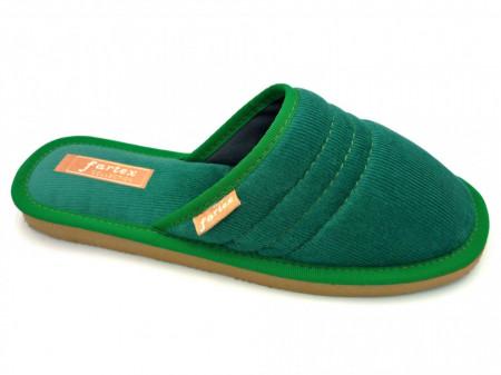 papuci casa-raiat-verde-NE