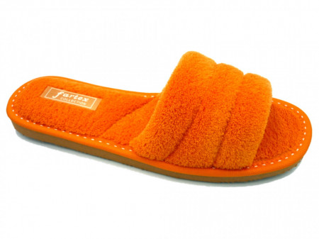 papuci casa frotir orange