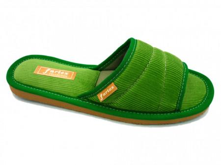 papuci casa raiat vernil