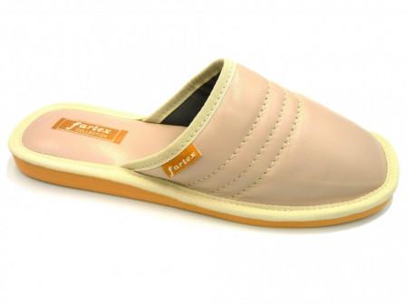 papuci-casa-piele-crem