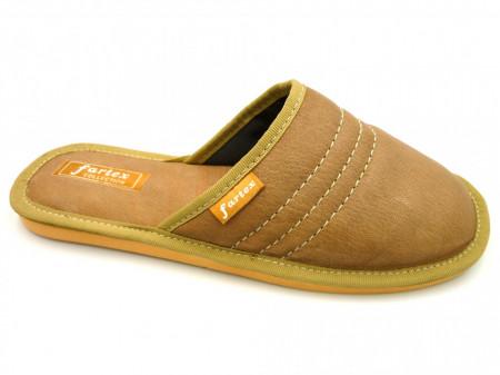 papuci-casa-piele-bej