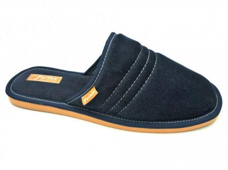 papuci casa barbati raiat bleumarin-1NE