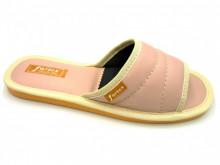 papuci casa rose decupati