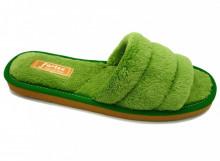 papuci casa verzi decupati