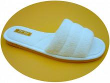 papuci casa albi decupati