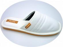 papuci casa alb NEdecupati