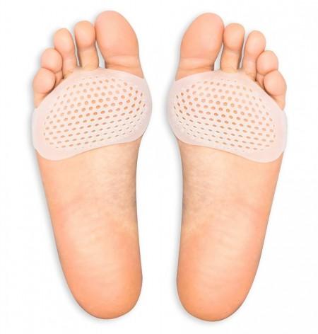 Pernute din silicon gel Otto, pentru sandale, pantofi, protectie impotriva monturilor, Onesize