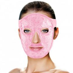 Masca cu gel pentru fata OttoCare pentru tonifierea ochilor, eliminarea cearcanelor, a ochilor umflati si a durerilor de cap - folosire la rece sau cald