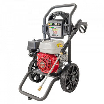 Aparat De Spălat Cu Presiune WASPPER W3200HA, 220 Bari-8.5 L/Min, Motor benzina Honda