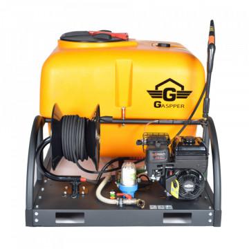 Gaspper GP 500 motor Honda