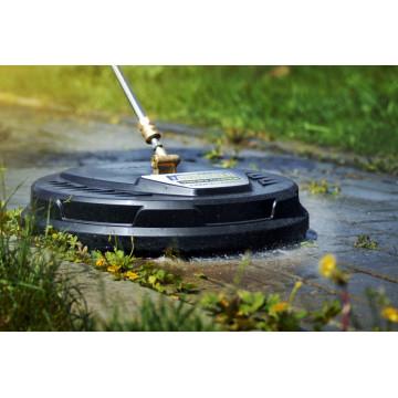 Perie cu duze rotative 38cm pentru curatare suprafete mari, cu duze rotative