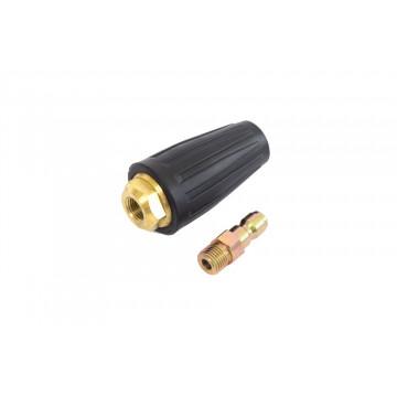Duză turbo cu cuplare rapidă 3600psi / 250bar WASPPER & GASPPER