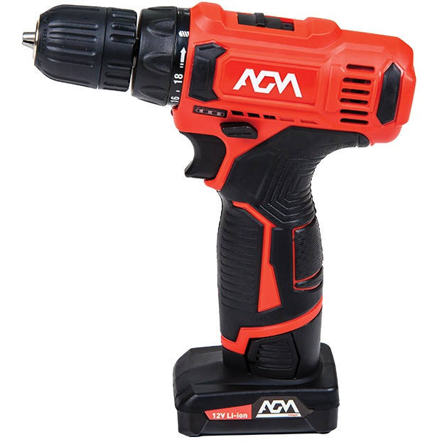 Akumulatorska bušilica AGM BD 12V   Agro24.rs
