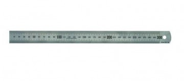 Lenjir inox 1000mm Levior
