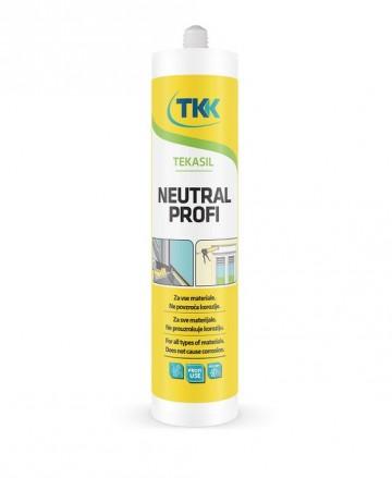 Silikon neutral TKK beli 280ml