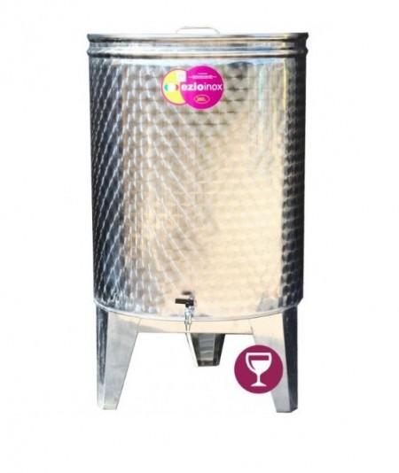 Bure za vino INOX 320L Ezio Inox