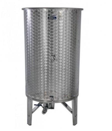 Bure za vino INOX 500L - tri ventila Zottel