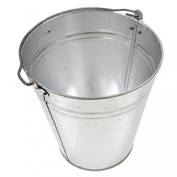 Kofa - kanta pocinkovana 12L
