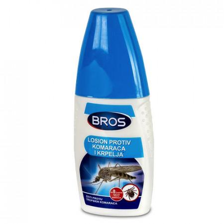 Losion - sprej protiv komaraca i krpelja 50ml BROS