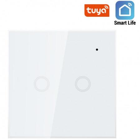 Wi-Fi smart prekidač svetla 2x5A PROSTO
