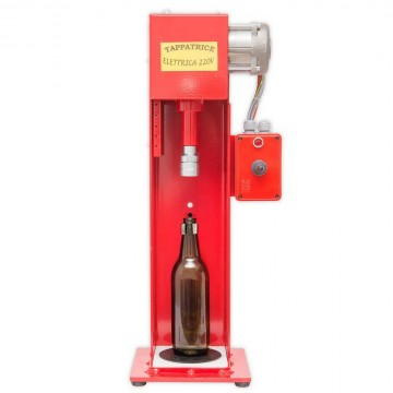 Slika Zatvaračica za flaše - čepilica eletrična Enolandia