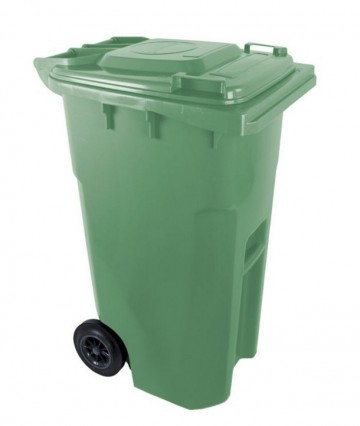 Kanta za smeće sa točkovima 240L