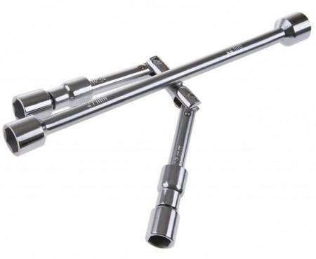 Ključ za točkove zglobni Levior