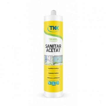 Slika Silikon sanitar acetat TKK beli 280ml