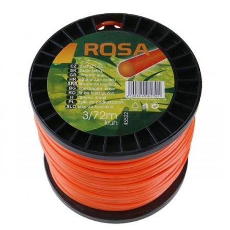 Struna za trimer 3mm 72m Rosa