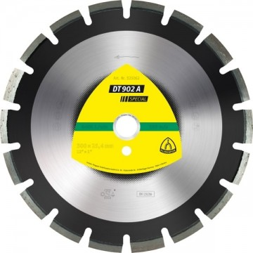 Dijamantska rezna ploča DT 902 A special 300-500mm Klingspor