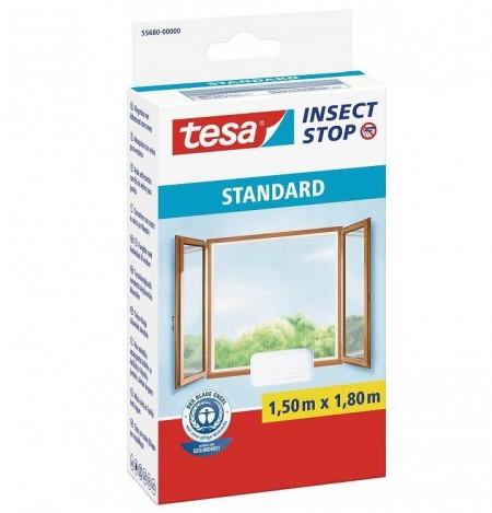 Komarnik sa lepljivom trakom beli - 1.5x1.8m TESA
