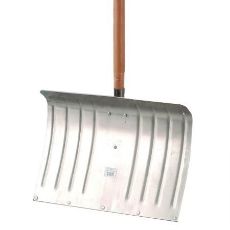 Slika Lopata za sneg aluminijumska - gurač MUTA