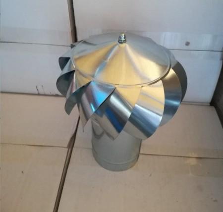 Ventilaciona kapa za dimnjak 120mm